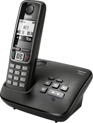 Беспроводной телефон Gigaset A420A - общий вид