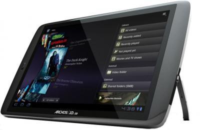 Планшет Archos 101 G9 Turbo 8GB (096268) - общий вид