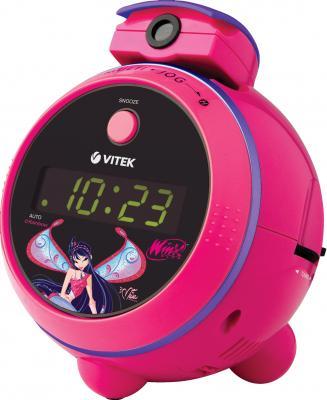 Радиочасы Vitek WX-4052 - общий вид