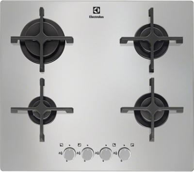 Газовая варочная панель Electrolux EGT6342NOX - общий вид