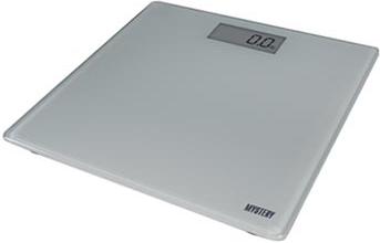 Напольные весы электронные Mystery MES-1807  - серебристые (цвет уточняйте у оператора)