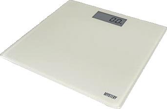 Напольные весы электронные Mystery MES-1807  - бежевые (цвет уточняйте у оператора)