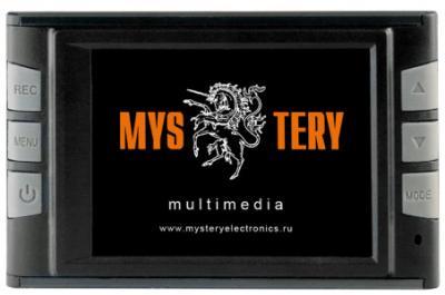 Автомобильный видеорегистратор Mystery MDR-830HD - экран