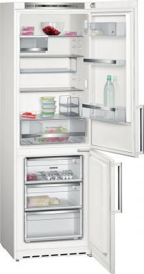 Холодильник с морозильником Siemens KG36EAW20R - общий вид