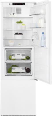 Холодильник с морозильником Electrolux ENG2793AOW - общий вид