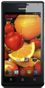 Смартфон Huawei Ascend P1 (U9200) White - общий вид