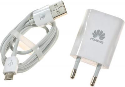 Смартфон Huawei Ascend P1 (U9200) White - вид зарядного устройства