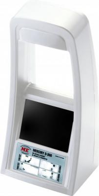 Детектор валют Mercury D-300 COMPACT - общий вид (белый)