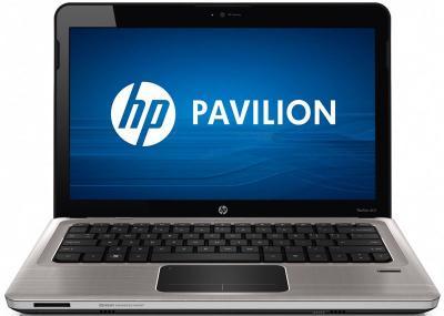 Ноутбук HP Pavilion dv3-4325er (LL942EA) - спереди