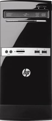Системный блок HP 500B в корпусе Microtower (XP043EA) - общий вид