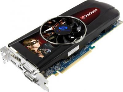Видеокарта Sapphire HD 5830 1GB GDDR5 PCIE (11169-00-20R) - общий вид