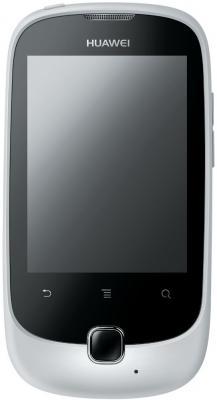 Смартфон Huawei Ascend Y100 (U8185) White - общий вид
