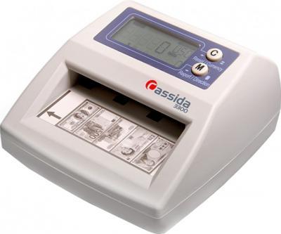 Детектор валют Cassida 3300 - общий вид