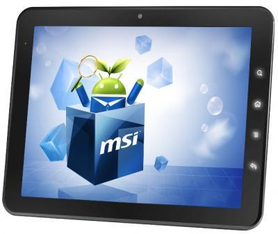 Планшет MSI WindPad Enjoy 10 Plus-042BY - общий вид