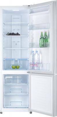 Холодильник с морозильником Daewoo RN-425NPW - общий вид