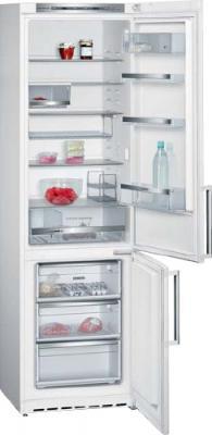 Холодильник с морозильником Siemens KG39EAW20R - общий вид