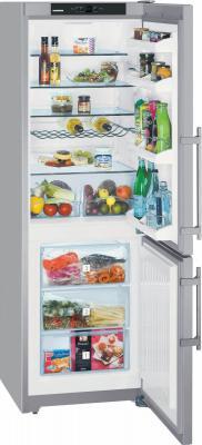 Холодильник с морозильником Liebherr CUsl 3503 - общий вид