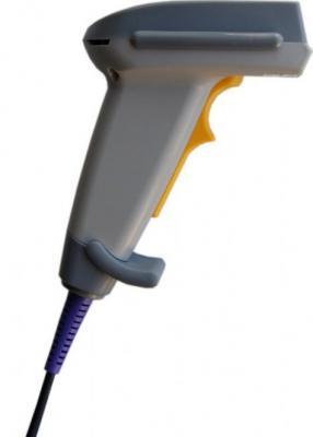 Сканер штрих-кода Mercury 2028 RANGER - вид сбоку