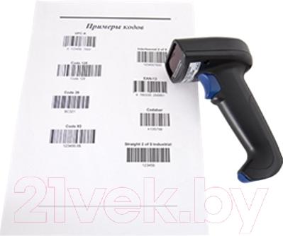 Сканер штрих-кода Mercury 2000LS HARD