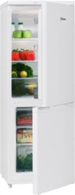 Холодильник с морозильником MasterCook LC-215 PLUS - общий вид