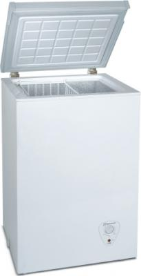 Морозильник MasterCook ZS-101 - общий вид