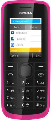 Мобильный телефон Nokia 113 Magenta - общий вид