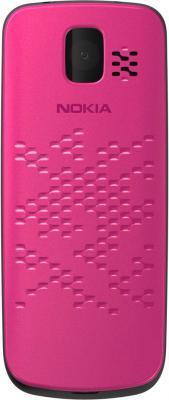 Мобильный телефон Nokia 113 Magenta - задняя панель