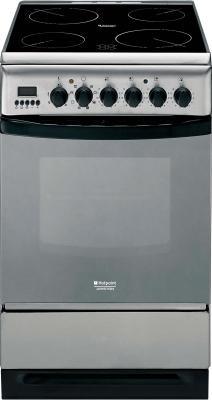 Кухонная плита Hotpoint C 3V P6 (X) R/HA - общий вид