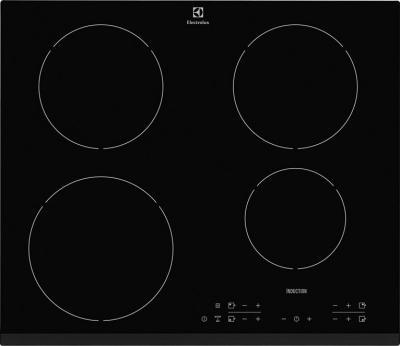 Индукционная варочная панель Electrolux EHH6340FOK - общий вид