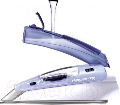 Дорожный утюг Rowenta DA1510F1 - добавление воды