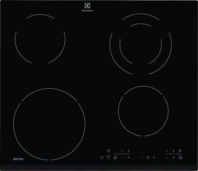 Индукционная варочная панель Electrolux EHG6341FOK - общий вид