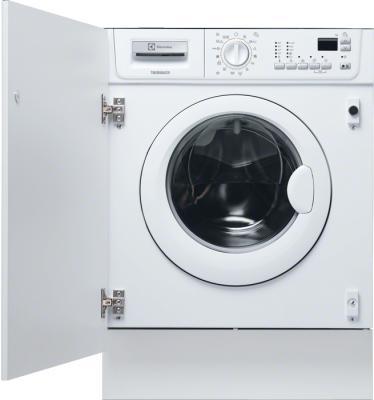 Стирально-сушильная машина Electrolux EWX147410W - общий вид