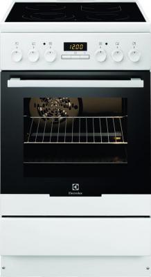Кухонная плита Electrolux EKC54502OW - общий вид