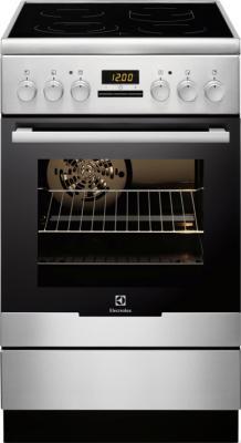 Кухонная плита Electrolux EKC54502OX - общий вид