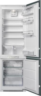 Холодильник с морозильником Smeg CR324PNF - общий вид