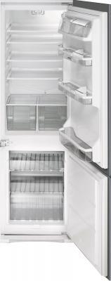 Холодильник с морозильником Smeg CR3362P - общий вид