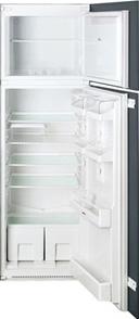 Холодильник с морозильником Smeg FR298AP - общий вид