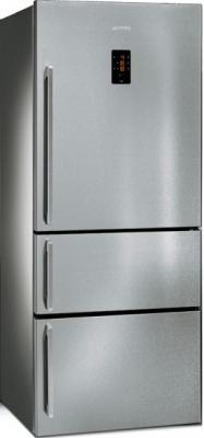 Холодильник с морозильником Smeg FT41DXE - общий вид