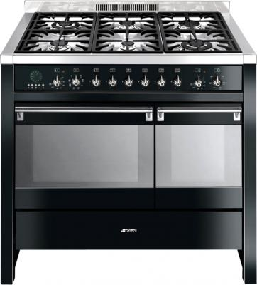 Кухонная плита Smeg A2BL-8 - общий вид