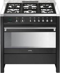 Кухонная плита Smeg CS19A-7 - общий вид