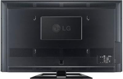 Телевизор LG 60PA6500 - вид сзади