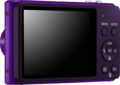 Компактный фотоаппарат Samsung ST77 (EC-ST77ZZFPLRU) Purple - общий вид
