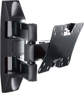 Кронштейн для телевизора Holder LCDS-5065 (черный глянец) - общий вид