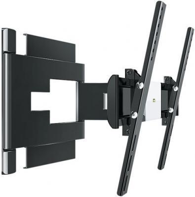Кронштейн для телевизора Holder LEDS-7025 (черный) - вид сбоку
