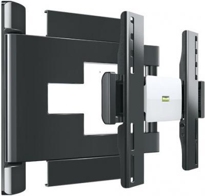Кронштейн для телевизора Holder LEDS-7026 Black - вид сбоку