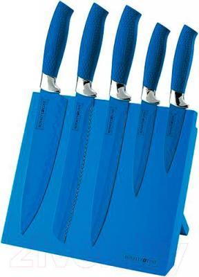Набор ножей Royalty Line RL-MAG5 (cиний)
