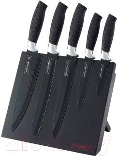 Набор ножей Royalty Line RL-MAG5 (черный)