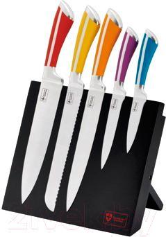 Набор ножей Royalty Line RL-MG5С (разноцветные)