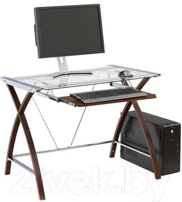 Компьютерный стол Halmar B-16 (венге)