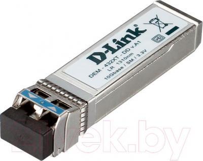 Сетевой трансивер D-Link 10GBASE-LR SFP+